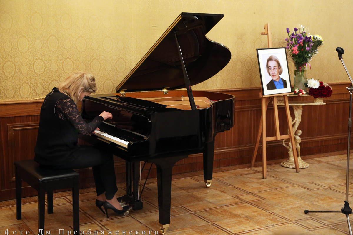 Вспоминаем Татьяну Константиновну Шах-Азизову (1937-2015) (25.01.2016)